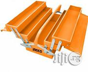 Ingco Metal Empty Tool Box | Hand Tools for sale in Lagos State, Lagos Island
