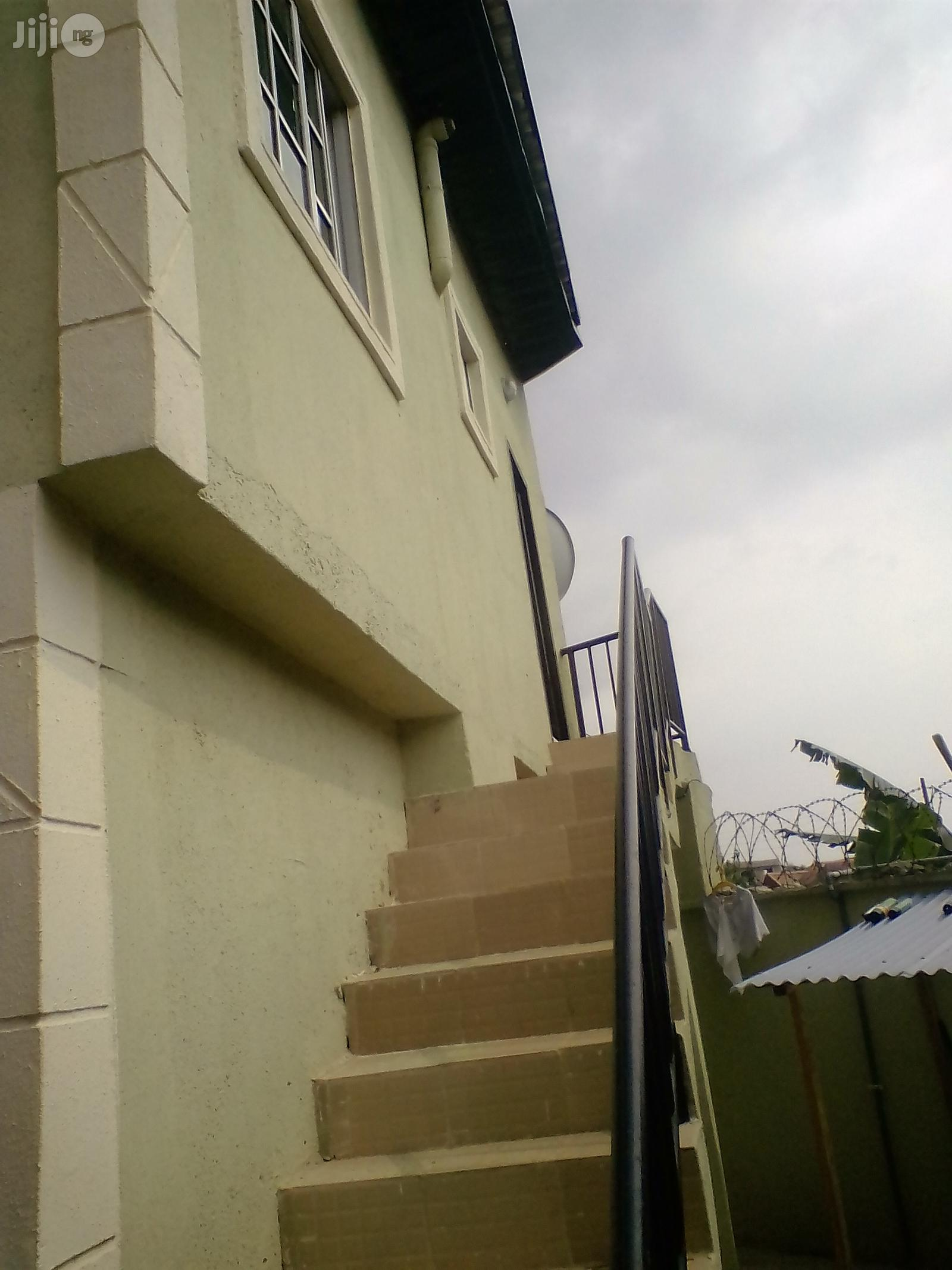 Self Contain Apartment At Bucknor For Rent.