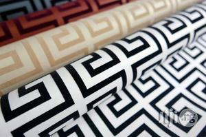 Fendi 3D Wallpaper(White & Black | Home Accessories for sale in Lagos State, Lekki