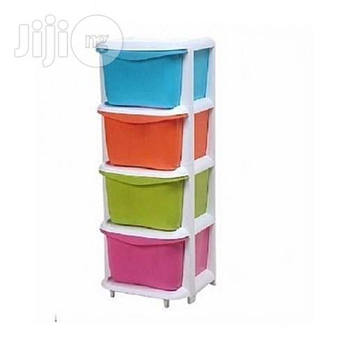 Multipurpose Storage Cabinet For Kids