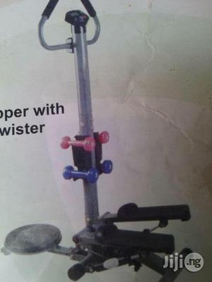 Brand New Standing Stepper With Twister | Sports Equipment for sale in Lagos State, Magodo
