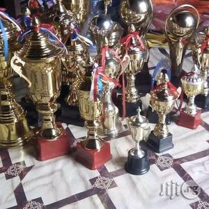 Gold Trophy   Arts & Crafts for sale in Lagos State, Surulere