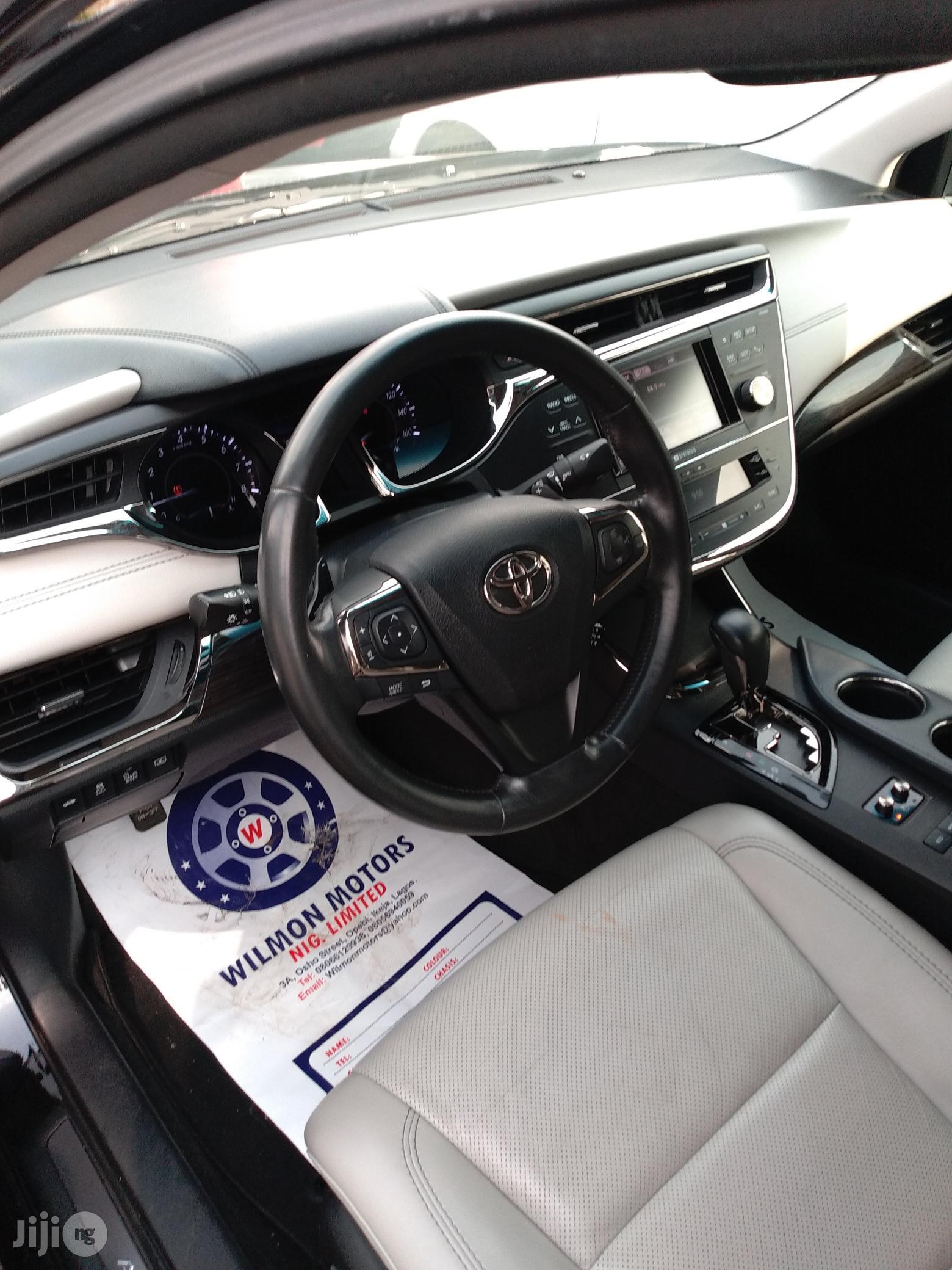 Toyota Avalon 2014 Black   Cars for sale in Ikeja, Lagos State, Nigeria