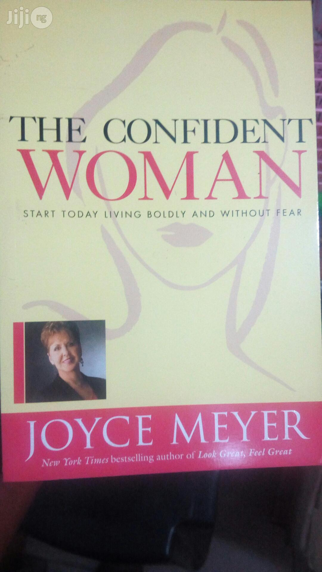 The Confidence Woman By Joyce Meyer