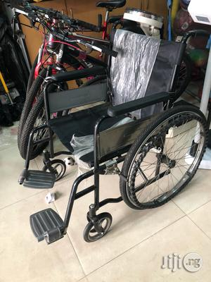 Brand New Wheel Chair | Medical Supplies & Equipment for sale in Lagos State, Ajah