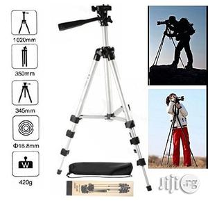 Professional Camera Tripod Stand 3110 With Phone Holder   Accessories & Supplies for Electronics for sale in Lagos State, Ikeja