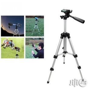 3110 Tripod Stand Camera Also Support Mobile Phone Holder | Accessories for Mobile Phones & Tablets for sale in Lagos State, Ikeja