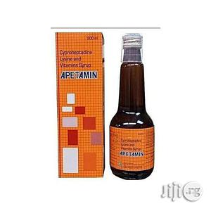 Apetamin Syrup For Appetite   Vitamins & Supplements for sale in Lagos State, Lagos Island (Eko)