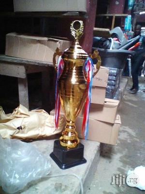 Gaint Gold Trophy   Arts & Crafts for sale in Lagos State, Lekki