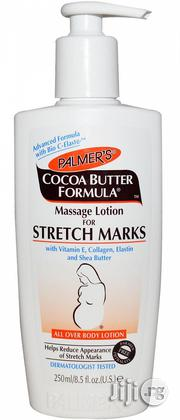 Palmers Cocoa Butter Massage Lotion Stretch Marks 250ml | Skin Care for sale in Lagos State, Surulere
