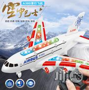 Simulated Airline Passenger Aircraft 747 Airbus Civil Aviation Toy | Toys for sale in Lagos State, Ikeja