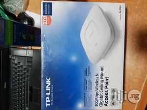 Tp-Link Gigabit Ethernet Ceiling Mount Wireless Access Point EAP120 | Networking Products for sale in Lagos State, Ikeja