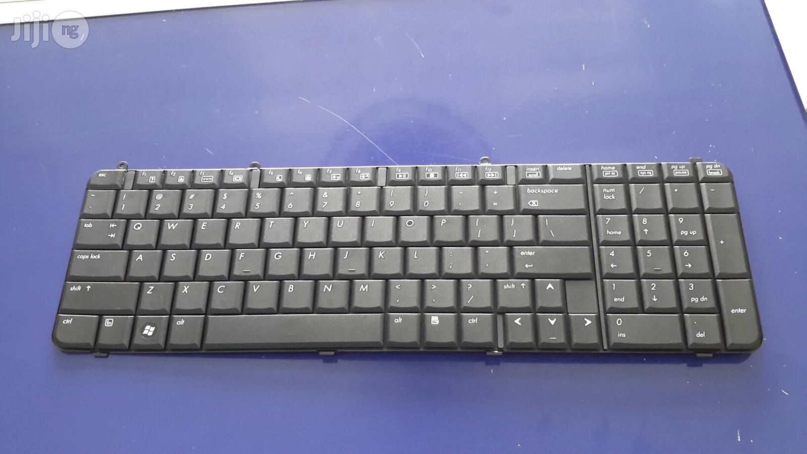 Archive: Laptop Keyboard for HP Pavilion Dv9000 Series