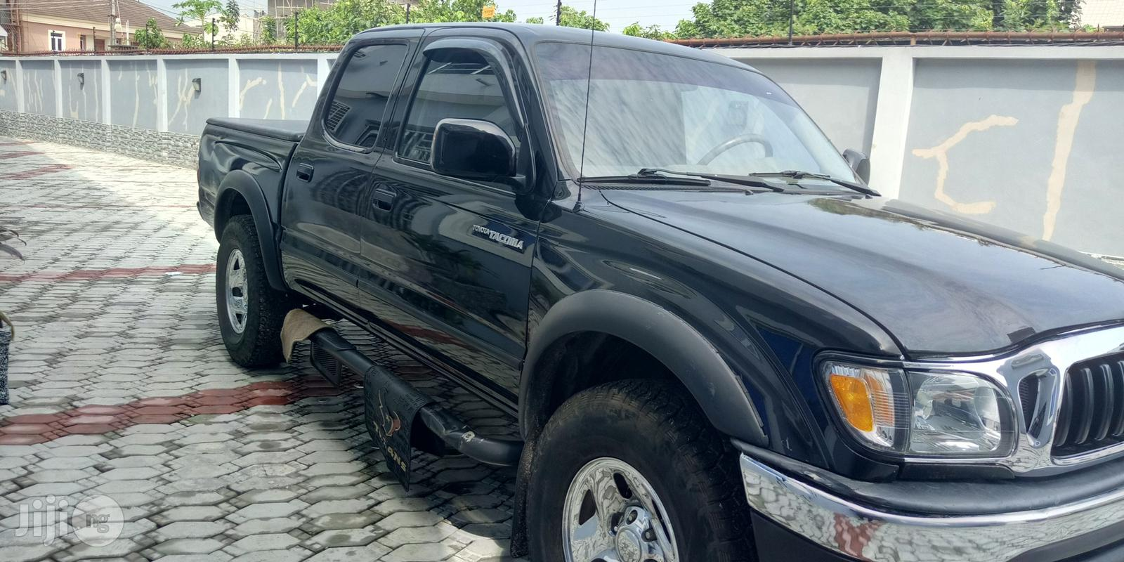 Toyota Tacoma 2001 Black | Cars for sale in Amuwo-Odofin, Lagos State, Nigeria