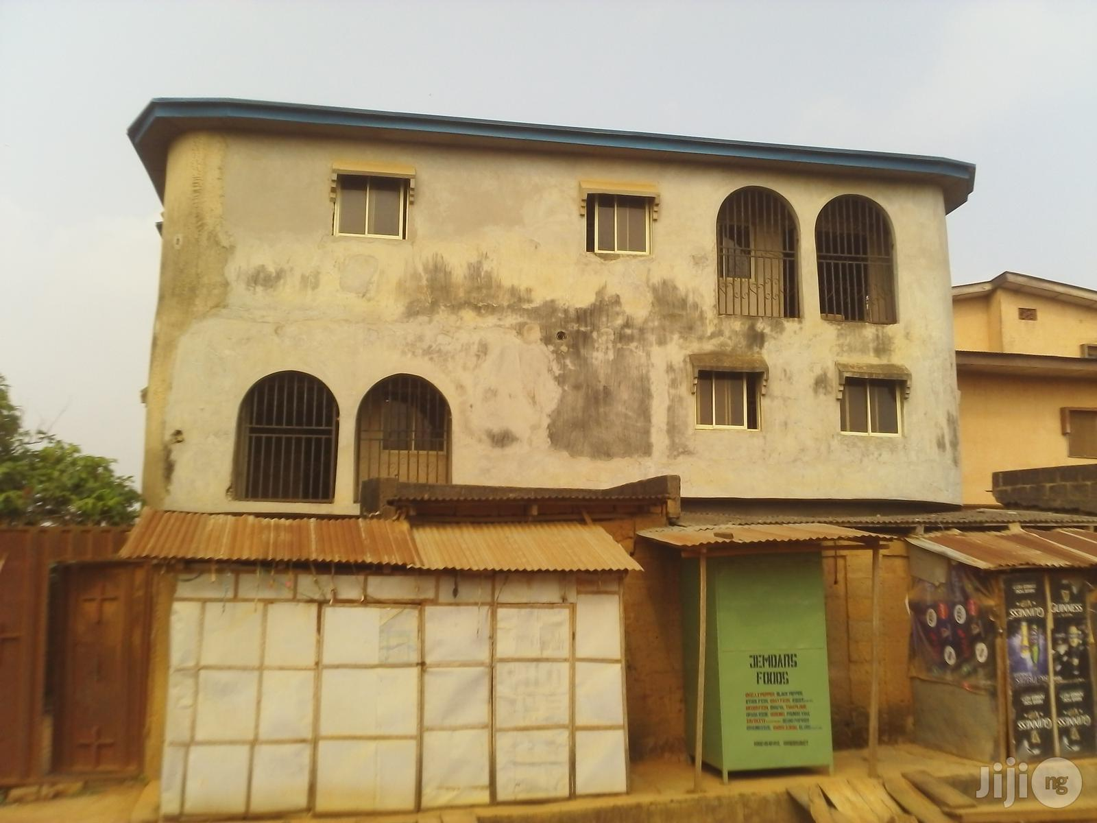 2 Wings Of 4bedroom Duplex + 4bedroom Penthouse at Akute for Sale.