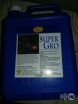 Super Gro Organic Liquid Fertilizer | Feeds, Supplements & Seeds for sale in Edo State, Benin City