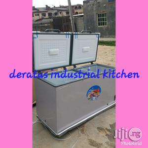 Double Door Industrial Freezer | Restaurant & Catering Equipment for sale in Lagos State, Ojo