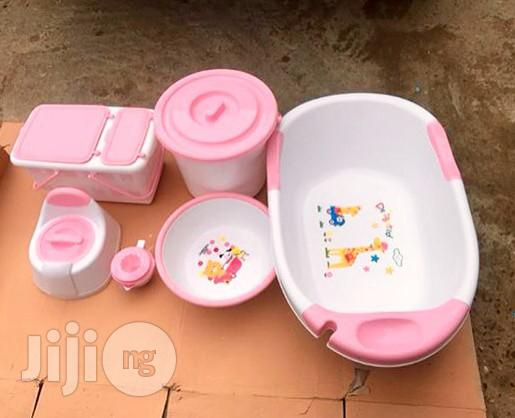 Baby Bath Set | Baby & Child Care for sale in Surulere, Lagos State, Nigeria