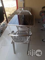Relaxation Metal Table And Chair | Furniture for sale in Lagos State, Lekki Phase 1