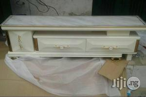 Television Shelves Marble Design   Furniture for sale in Lagos State