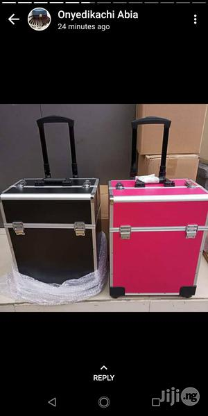 Trolley Make-up Box   Tools & Accessories for sale in Lagos State, Amuwo-Odofin