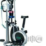 Brand New Exercise Bike With Massager | Massagers for sale in Lagos State, Ikotun/Igando