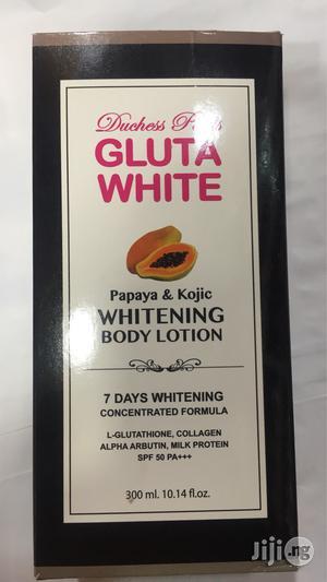 Duchess Paris Gluta White Cream