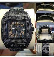 Ice Black Cartier Watch | Watches for sale in Lagos State, Surulere