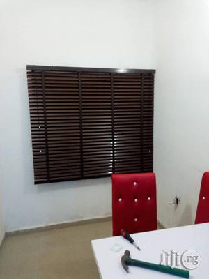 Wooden Day/Night Window Blind Curtain   Home Accessories for sale in Delta State, Oshimili South