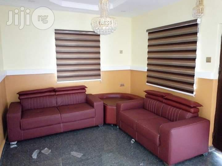 Wooden Day/Night Window Blind Curtain   Home Accessories for sale in Oshimili South, Delta State, Nigeria
