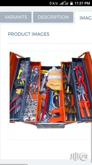 Set Of Mechanical Tools Box | Hand Tools for sale in Lagos State, Lagos Island (Eko)
