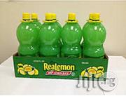 1 Bottle Of Real Lemon Juice | Meals & Drinks for sale in Lagos State, Surulere