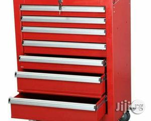 7 Drawer Empty Tools Box Trolley | Hand Tools for sale in Lagos State, Lagos Island (Eko)