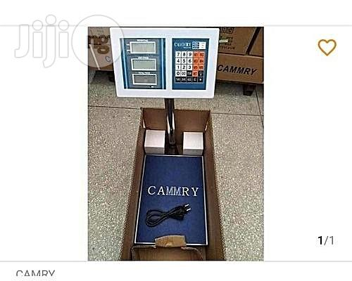 Digital Scale 100kg Cammry