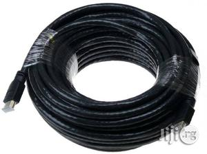 HDMI 10M Cable Black | Accessories & Supplies for Electronics for sale in Lagos State, Ikeja