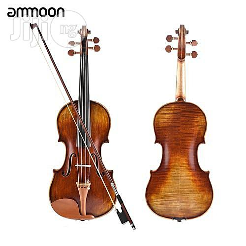Ammoon Pro Master Maestro Antonio Stradivari 1716 Style Handmade | Musical Instruments & Gear for sale in Port-Harcourt, Rivers State, Nigeria