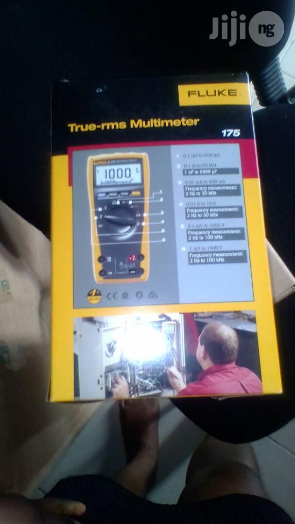 Fluke 179 True-rms Digital Multimeter | Measuring & Layout Tools for sale in Alimosho, Lagos State, Nigeria