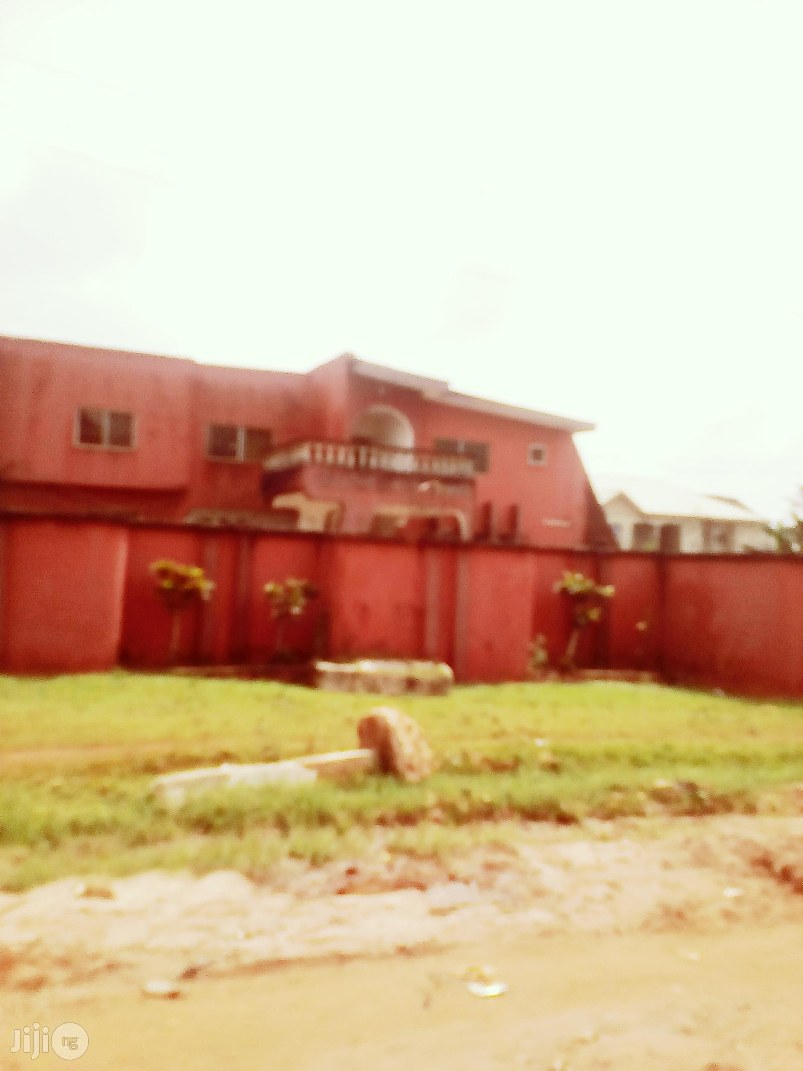 6bedrooms Duplex With 3rooms Bungalow For Sale