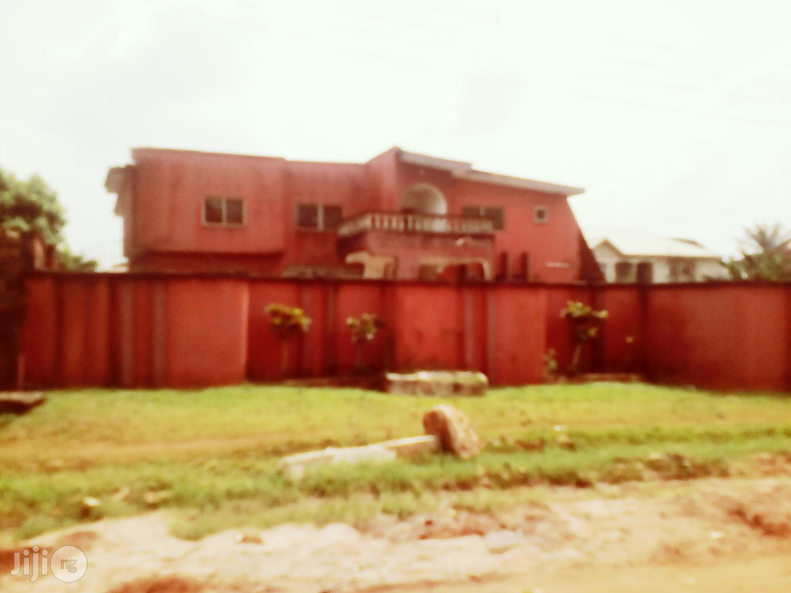 6bedrooms Duplex With 3rooms Bungalow For Sale   Houses & Apartments For Sale for sale in Benin City, Edo State, Nigeria