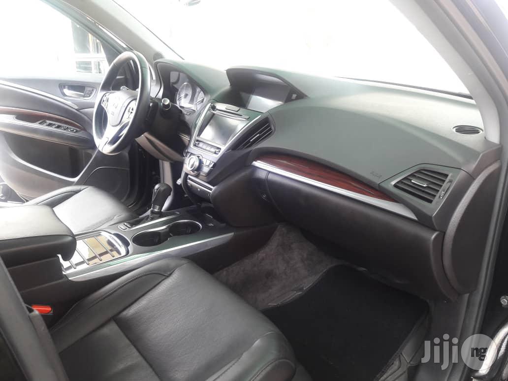 Acura MDX 2014 Black | Cars for sale in Isolo, Lagos State, Nigeria