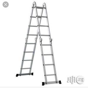4x5 Aluminium Multipurpose Ladder   Hand Tools for sale in Lagos State, Ojo