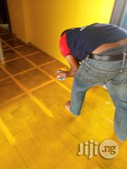 Make That Old Floor Tiles Beautiful Again With New Colors | Repair Services for sale in Abuja (FCT) State, Nyanya