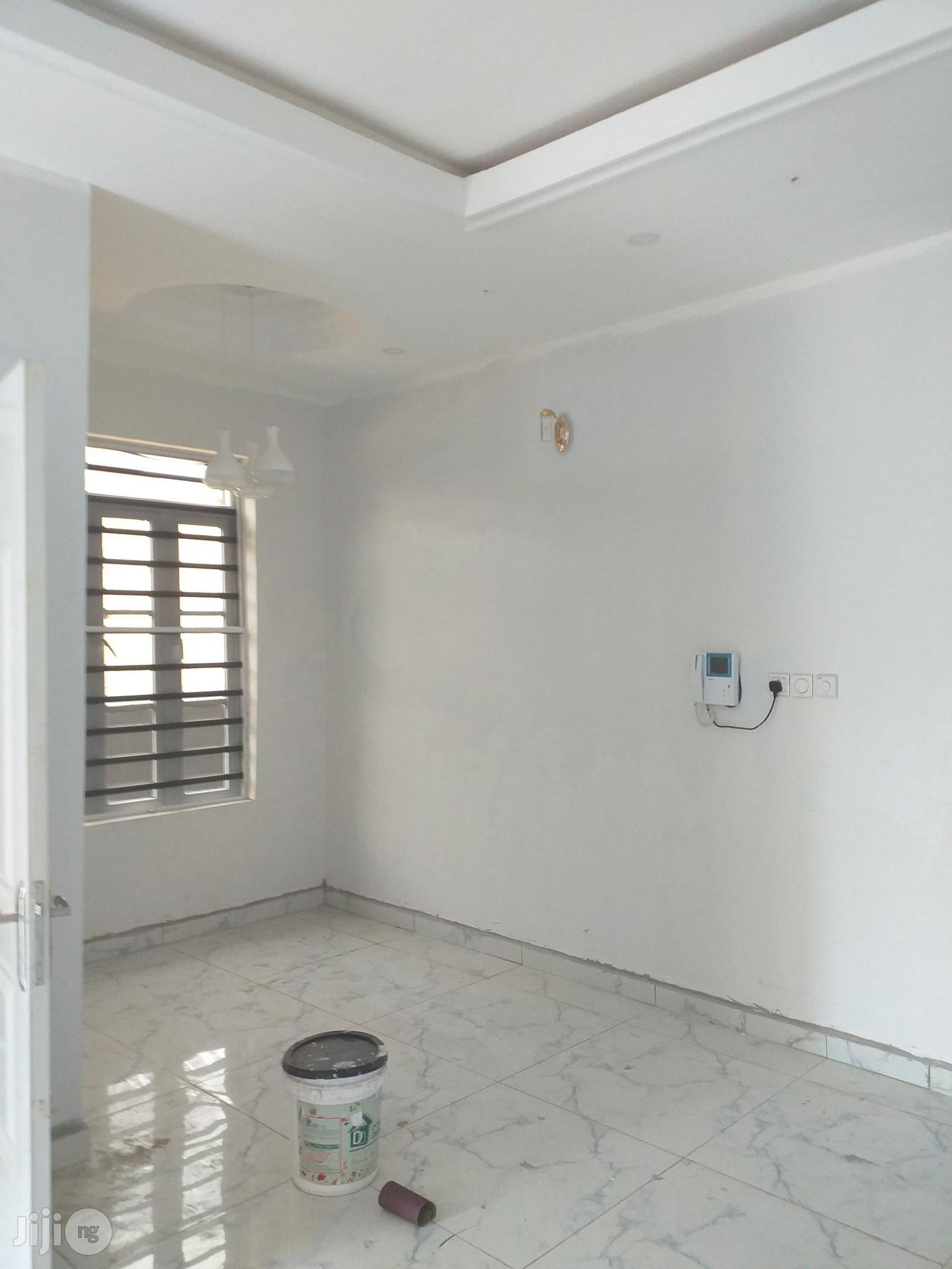 New 4 Bedroom Semi Detached Duplex At Chevyview Estate Lekki For Sale.   Houses & Apartments For Sale for sale in Lekki, Lagos State, Nigeria