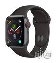Apple Watch Series 4 (GPS + Cellular, 44mm) - Space Gray | Smart Watches & Trackers for sale in Lagos State, Ikoyi