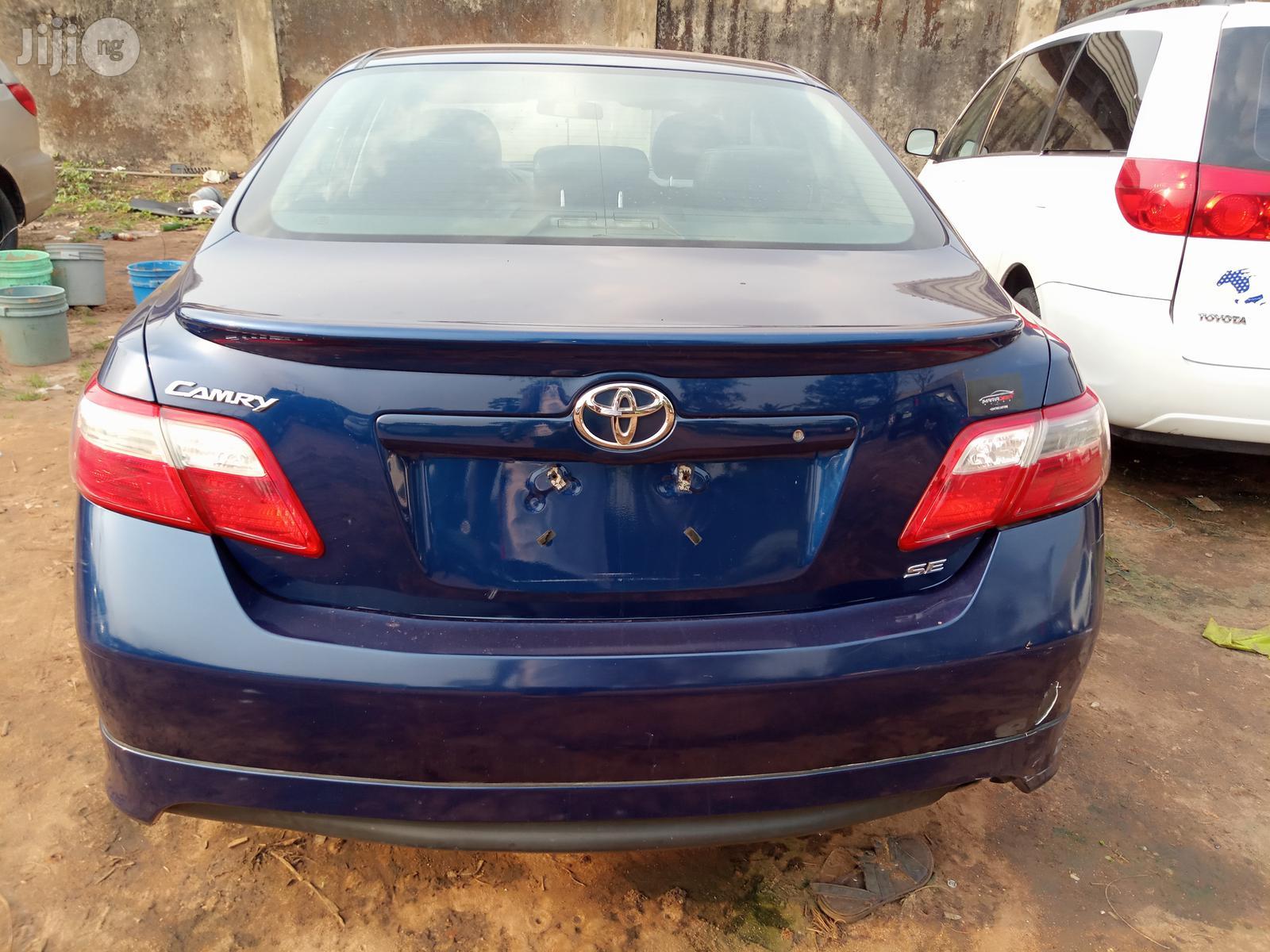 Toyota Camry 2009 Blue | Cars for sale in Ikpoba-Okha, Edo State, Nigeria