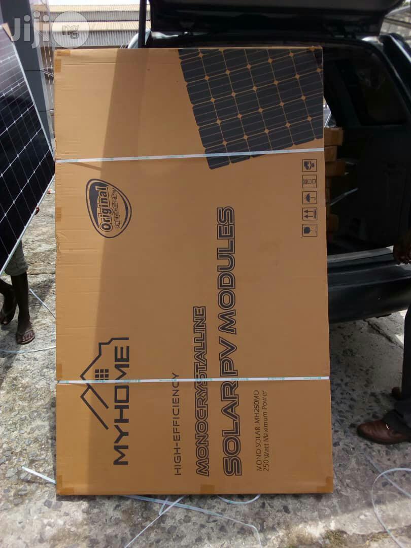 Mono Crystalline Solar Panels | Solar Energy for sale in Ojo, Lagos State, Nigeria