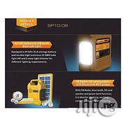 Saroda Solar Powered Lighting Kit USB Port And 3DC Jacks For 4V Bulbs | Solar Energy for sale in Ogun State, Abeokuta North