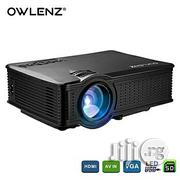 Owlenz SD50 1500 Lumens VGA HDMI LED Colour Boost Projector   TV & DVD Equipment for sale in Abuja (FCT) State, Wuse 2