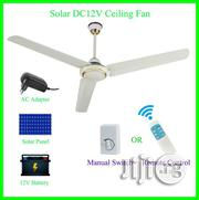 56inch US DC Ceiling Fan | Solar Energy for sale in Lagos State, Ojo