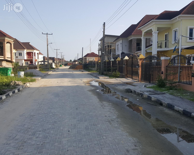 Plots of Residential Land for Sale At Sangotedo.